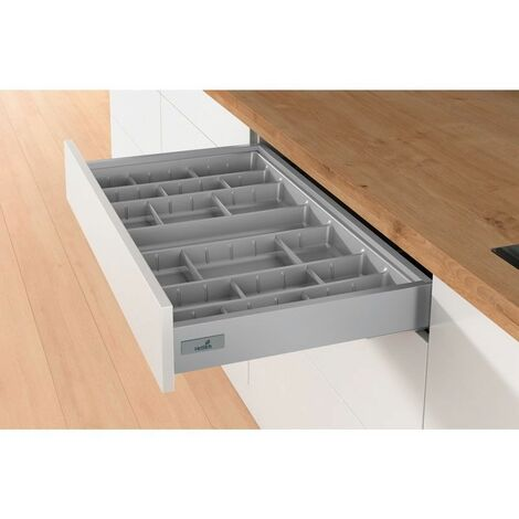 Ramasse couverts orgatray 590 gris - HETTICH