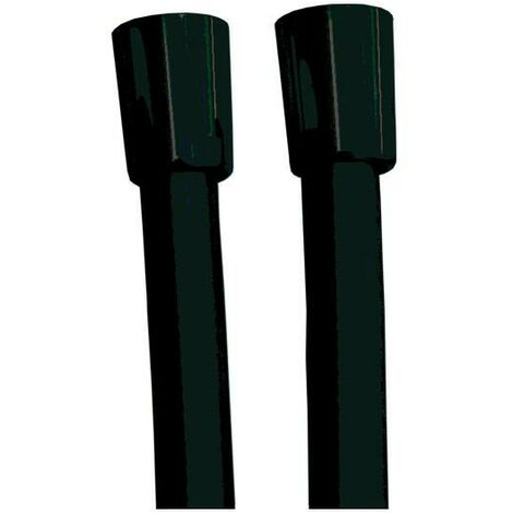 RAMON SOLER 2475CNM Flexo Ducha 175 cms Negro Mate