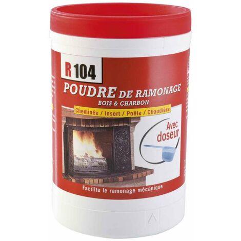 Ramonage catalytique R104