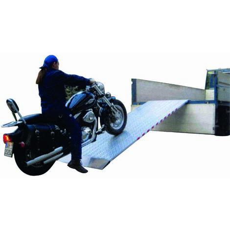 Rampa de aluminio 2.800 Kg METALWORKS TRT40001