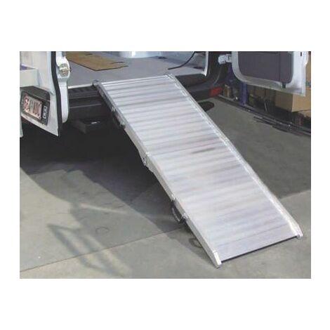 Rampa de aluminio VAP2000 METALWORKS