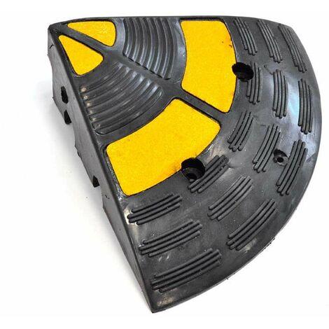 Rampa de caucho Carga Max 40T RR100
