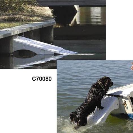 Rampa salvavidas para piscinas disponible en varias opciones