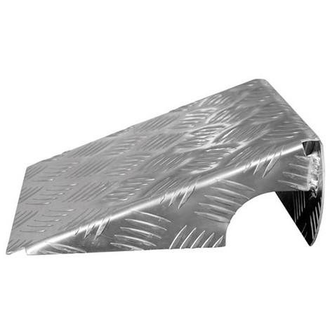 Elegant Rampe Du0027Accès En Aluminium   2 Pièces