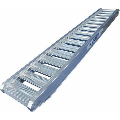 rampe de chargement Bavaria avec protections longueur 2,65m-2 pièces