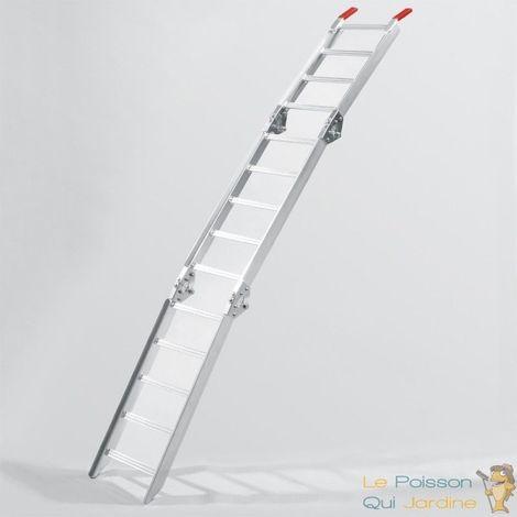 Rampe De Chargement Pliable pour moto, véhicule 2 roues. 199 cm 270 kg