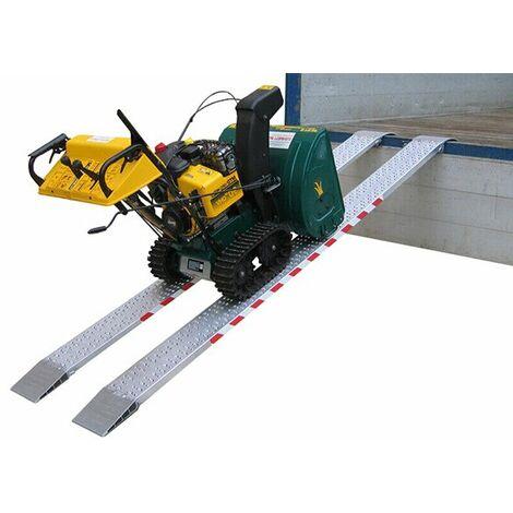 Rampe de chargement sans rebord jusqu'à 2370kg - Largeur 315mm (plusieurs tailles disponibles)