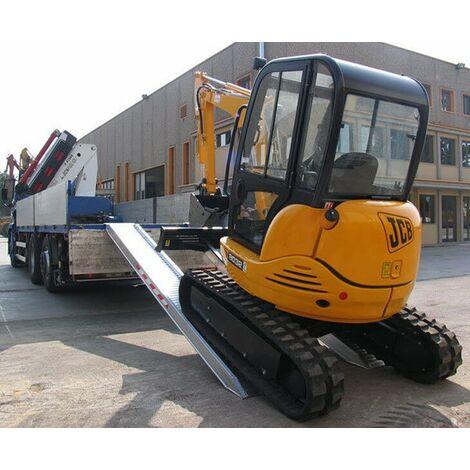 Rampe de chargement sans rebord jusqu'à 8000kg - Largeur int. 340mm (plusieurs tailles disponibles)