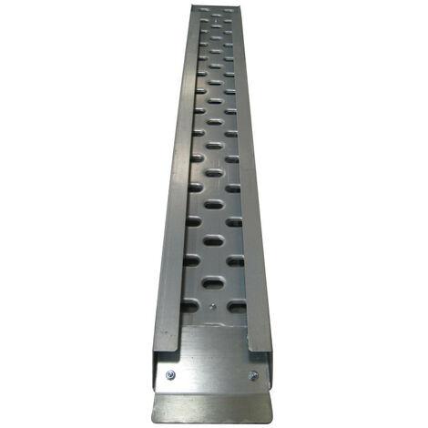 Rampe de Montée Galvanisée - 150x20 cm (par 2)