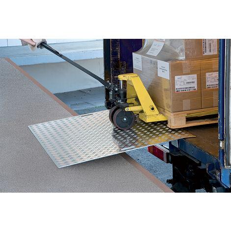 Rampe de quai amovible pour transpalettes (plusieurs tailles disponibles)