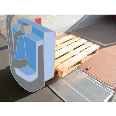 Rampe de quai -  Hayon de fixation en acier (plusieurs tailles disponibles)