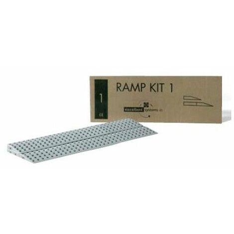Rampe de seuil Excellent Kit System 1 - 75 cm