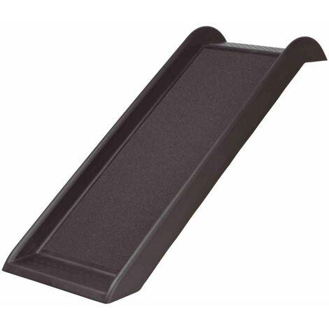 Rampe pour chiens petwalk - 38 × 100 cm, noir