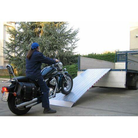 Rampe pour moto - Largeur 615mm (plusieurs tailles disponibles)