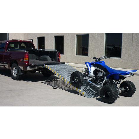Rampe pour quad classique - Largeur 910mm (plusieurs tailles disponibles)