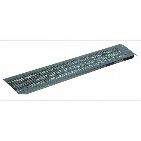 Rampe Remorque Acier 185 X 25,5 Cm