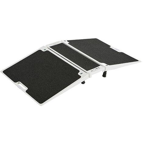 Rampes PMR de seuil pliantes et amovibles (plusieurs tailles disponibles)