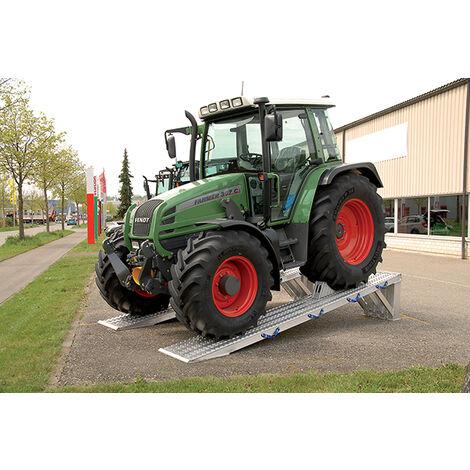 Rampes pour tracteurs agricoles - Longueur 1450mm (plusieurs tailles disponibles)