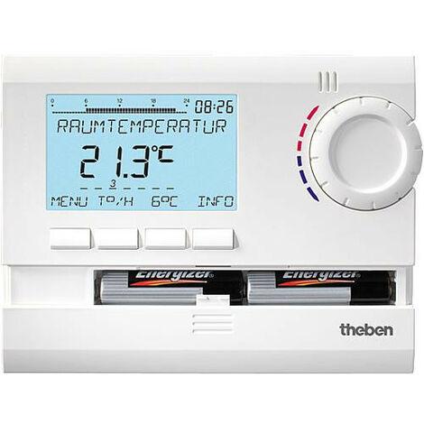 RAMSES 831 top2 thermostat à horloge digitale Theben