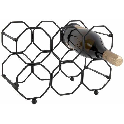 Range bouteille pliable design métal Honey - Or
