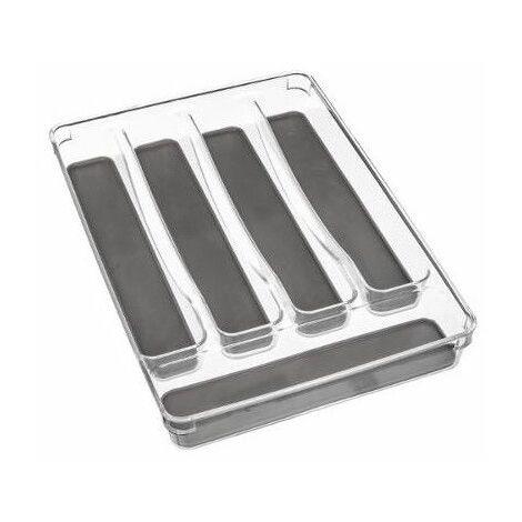 Range couverts - 5 compartiments - Organiseur de tiroir