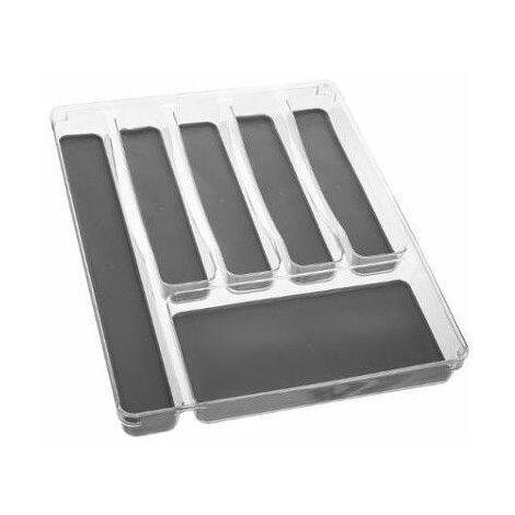 Range couverts - 6 compartiments - Organiseur de tiroir