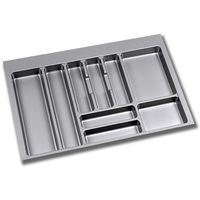 Range-couverts Optima Emuca pour tiroir M80 mesure 736x482 mm