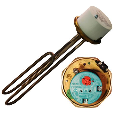 "Range - Direct 14"" 3Kw Immersion Heater TS9"