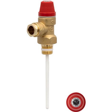 Range Spare TS202 Pressure & Temperature Relief Valve