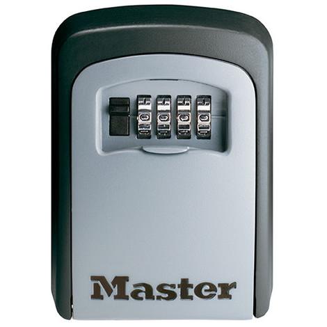 Rangement sécurisé M pour clés Select Access. Dim 11,8 x 8,3 x 3,4 cm - 5401EURD - Masterlock - -