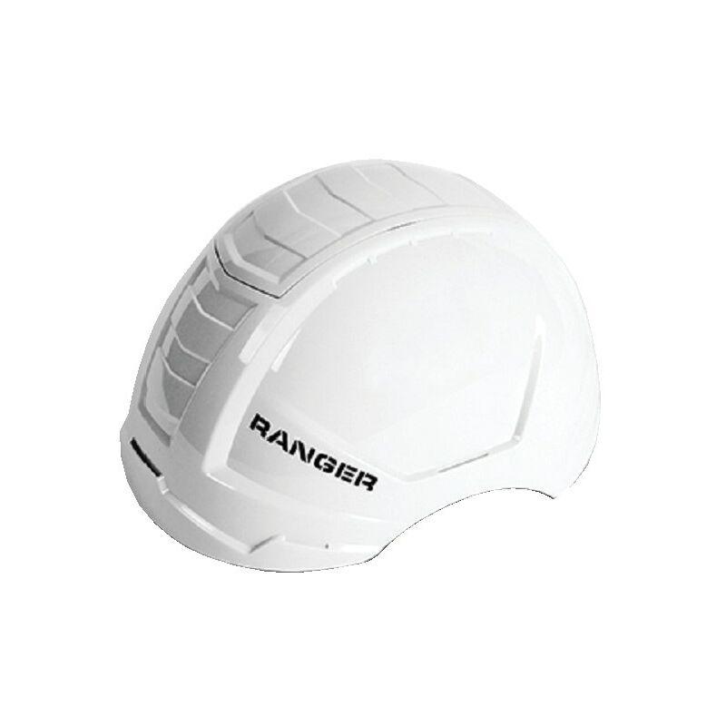 Image of Ranger White Safety Helmet - Alpha Solway