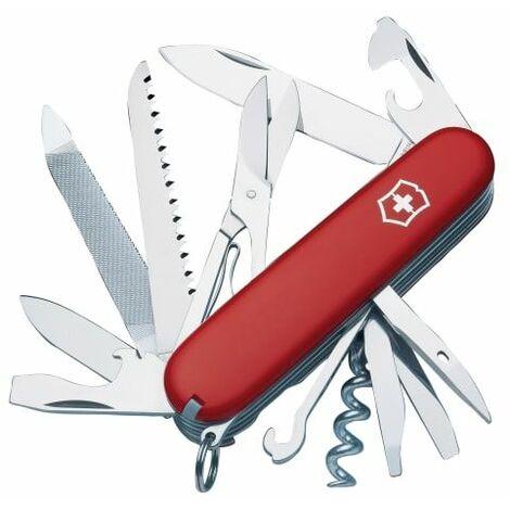 Ranger Swiss Army Knife Red Blister Pack (VICRANGB)