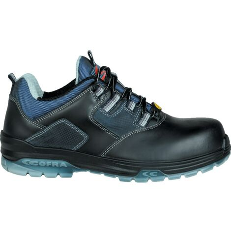 RAP S3 ESD Black Safety Trainers