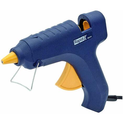 Rapid 5000533 EG 111 Glue Gun With 500g of Trans. 12mm Glue Sticks 1.6mm Nozzle