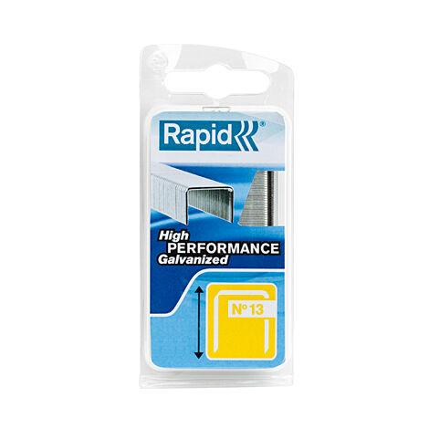 Rapid - agrafes 13/8mm