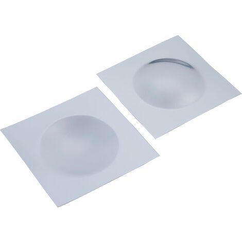 Rapid - Convex/Concave Mirrors - 100 x 100mm - Pack of 10
