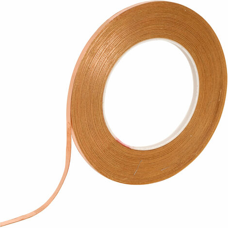 Rapid CTS05/50M Copper Foil Adhesive Tape 5mm x 50m
