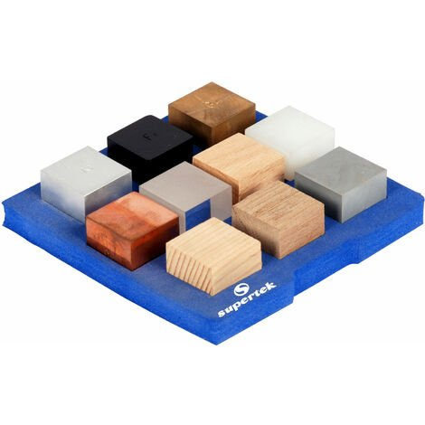 Rapid Density Cubes - 25.4mm Each - Set of 10