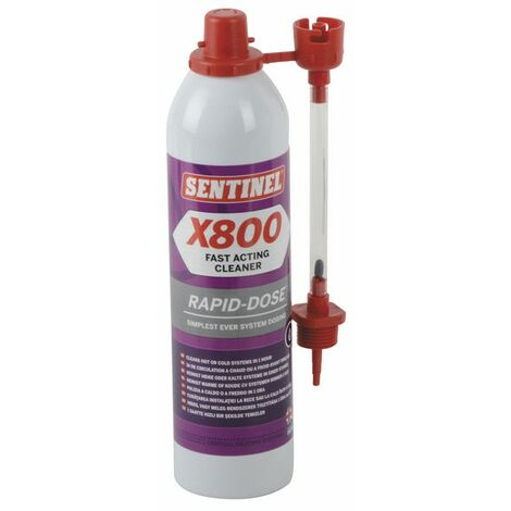 Rapid dose X800 aérosol 300ml - SENTINEL : X800RD-12X300ML-EXP
