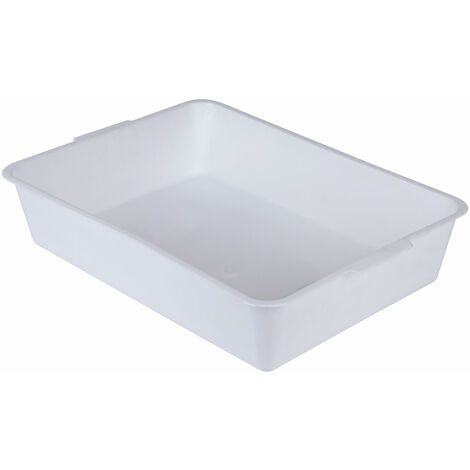 Rapid Pond Tray - Large 420 x 312 x 92mm - White
