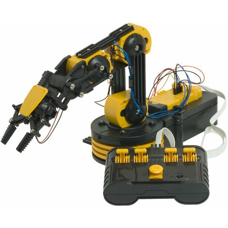 Rapid Robotic Arm - Wired Control