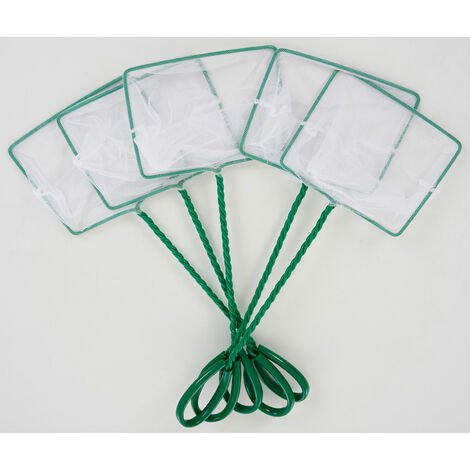 Rapid Small Pond Nets - 150 x 120mm Net - Pack of 5
