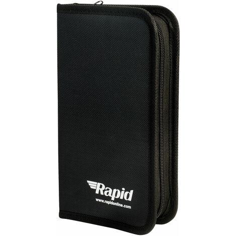 Rapid Zip Tool Case With Rapid Logo