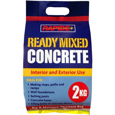 Rapide Hi-Performance Ready Mixed Concrete 2kg