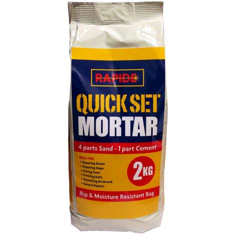 Rapide Quick Set Mortar 2kg