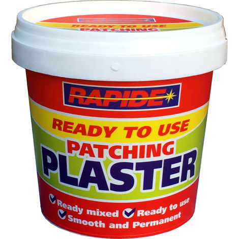 Rapide Ready to Use Patching Plaster 500g