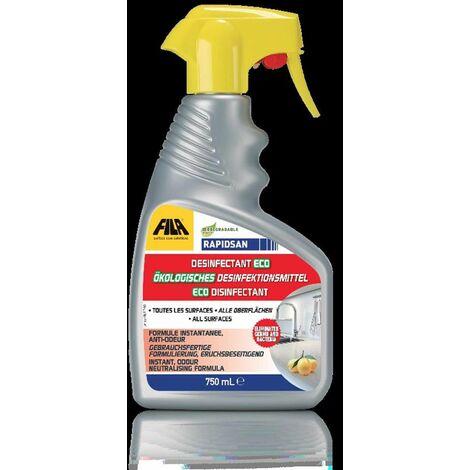 RAPIDSAN désinfectant toutes surfaces - RAPIDSAN Désinfectant éco toutes surfaces 750ml
