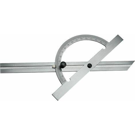 Rapport d'angle 10-170° acier, chrome, standard 150 x 300 mm