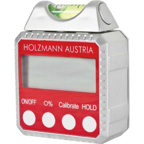 Rapporteur d'angle numérique Holzmann Maschinen DWM90 90 ° Etalonnage: d'usine (sans certificat) 1 pc(s) W898931