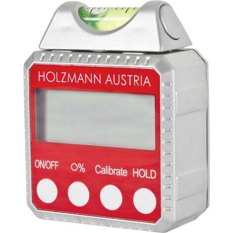 Rapporteur dangle numérique Holzmann Maschinen DWM90 90 ° Etalonnage: en usine (sans certificat) 1 pc(s)